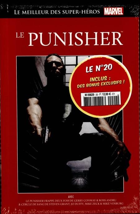 Le Meilleur des Super-Héros Marvel 20 - Le Punisher