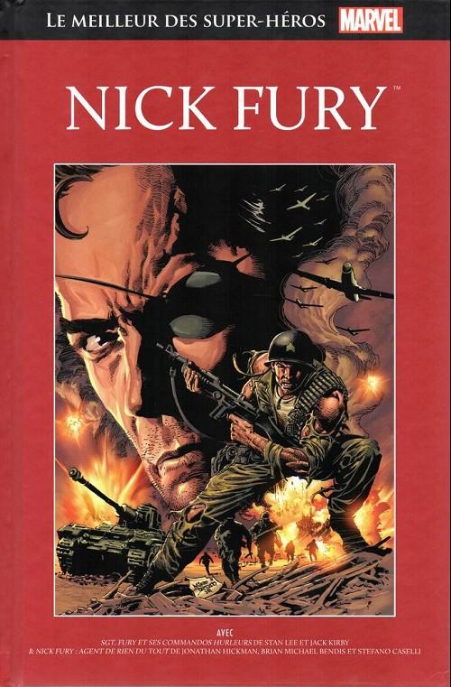 Le Meilleur des Super-Héros Marvel 21 -  Nick Fury
