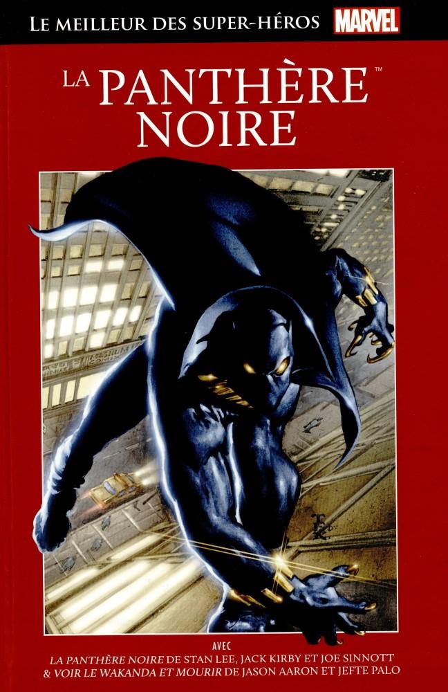 Le Meilleur des Super-Héros Marvel 22 -  La Panthère Noire