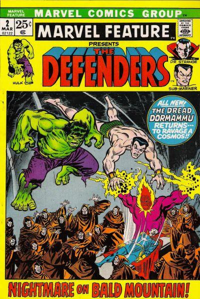 Marvel Feature 2 - Nightmare On Bald Mountain