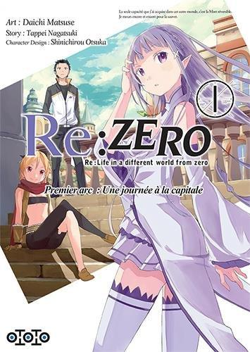 Re:Zero 1