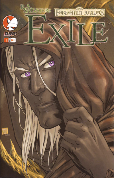 Forgotten Realms - Exile 1 - The Legend of Drizzt, Book II