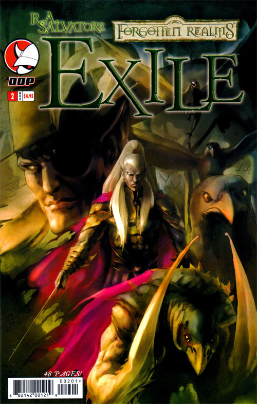 Forgotten Realms - Exile 2 - The Legend of Drizzt, Book II