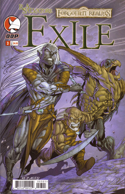 Forgotten Realms - Exile 3 - The Legend of Drizzt, Book II