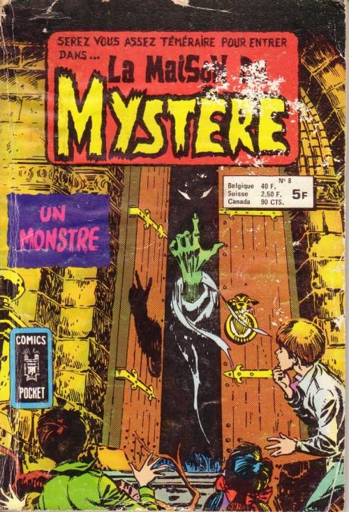 La Maison du Mystère 8 - Un monstre