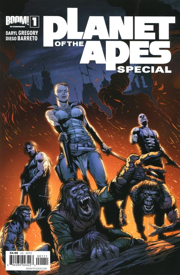 Planet of the Apes - Special 1