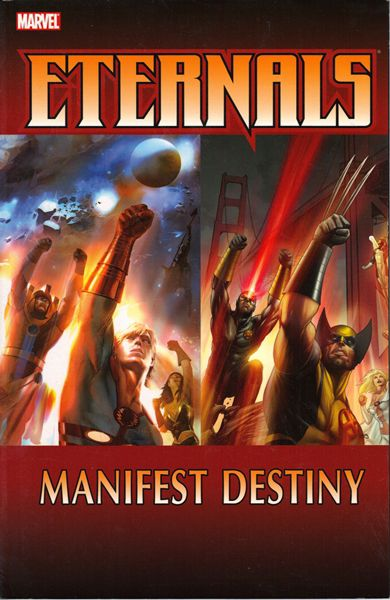 Les Eternels 2 -  Manifest Destiny