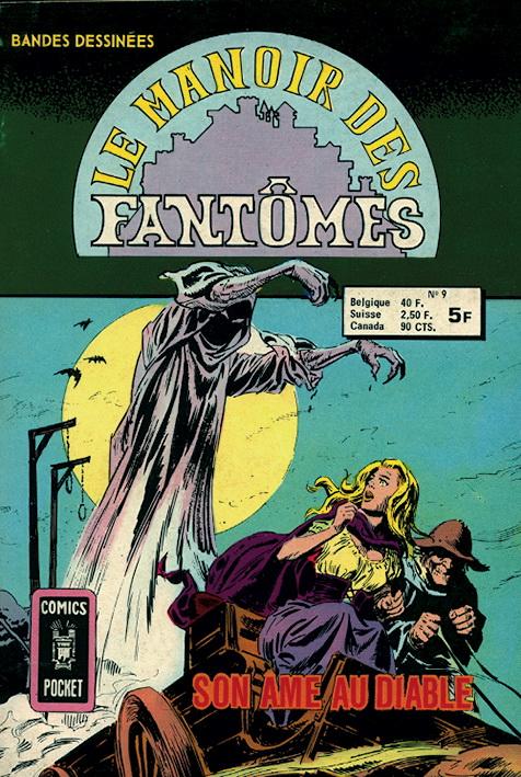 Le Manoir des Fantômes 9 - ...Un Monstre Qui Sommeille