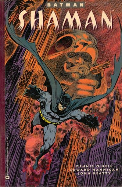 Batman - Legends of the Dark Knight 1 - Shaman