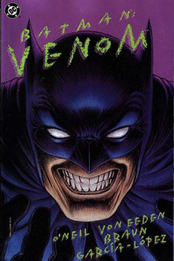Batman - Legends of the Dark Knight 4 - Venom (1st Printing)