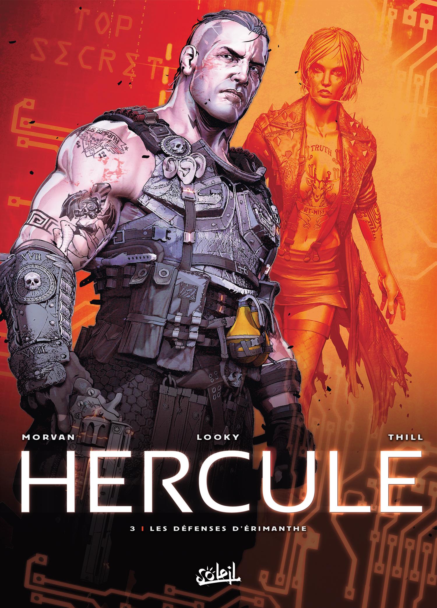 Hercule (Morvan) 3 - Les défenses d'Érimanthe