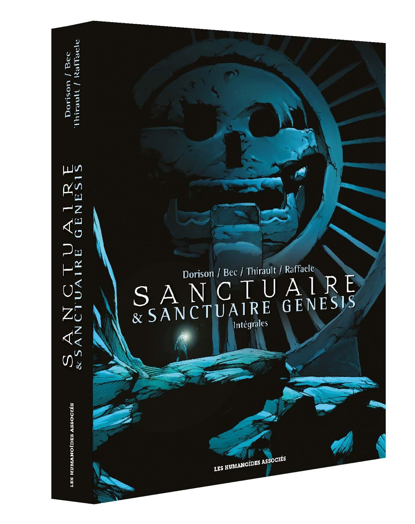 Sanctuaire  - Coffret Sanctuaire & Sanctuaire Genesis