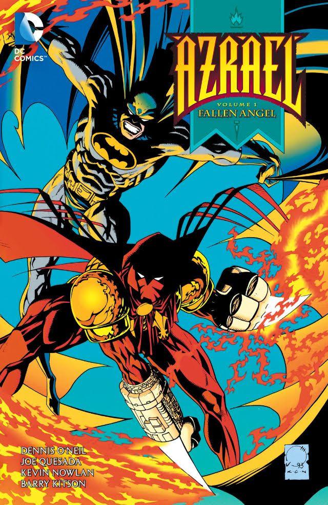Azrael - Agent of the Bat 1 - Fallen Angel