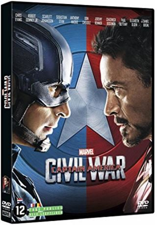 Captain America: Civil War 1 - Captain America: Civil War