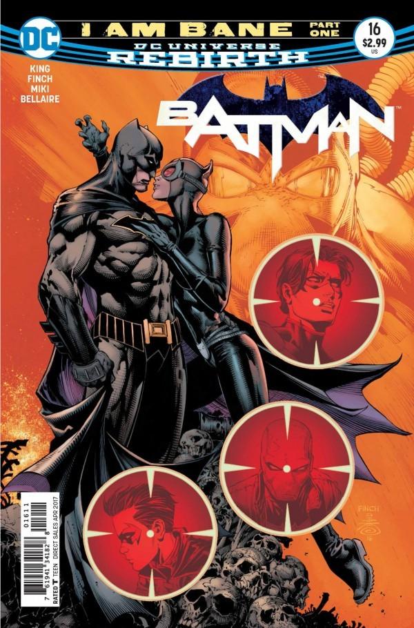 Batman 16 - I Am Bane - part one