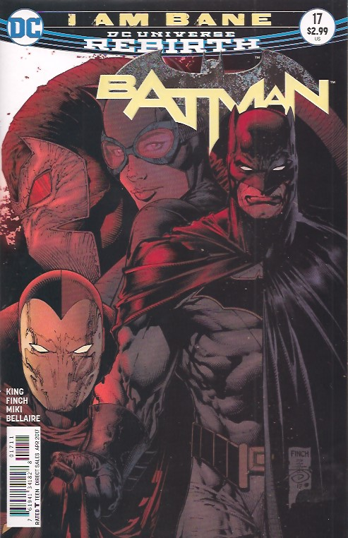 Batman 17 - I Am Bane - part two