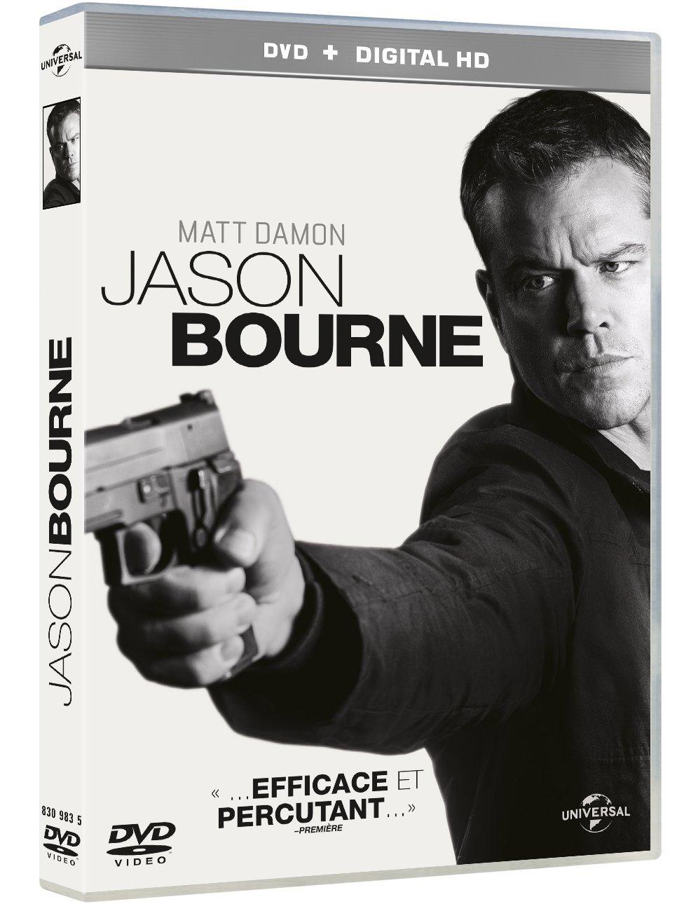 Jason Bourne 0 - Jason Bourne