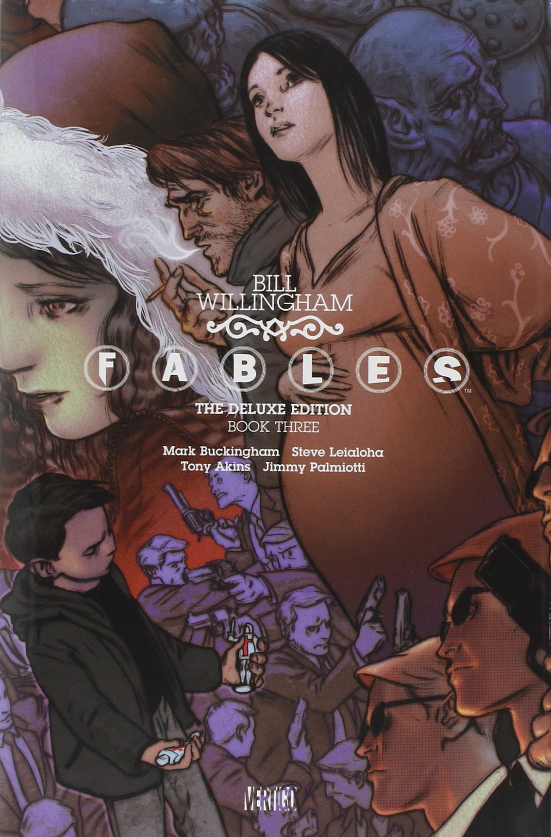 Fables 3 - Book three
