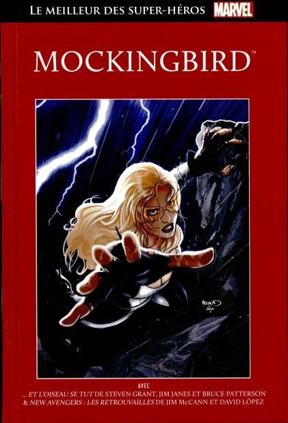 Le Meilleur des Super-Héros Marvel 23 - Mockingbird