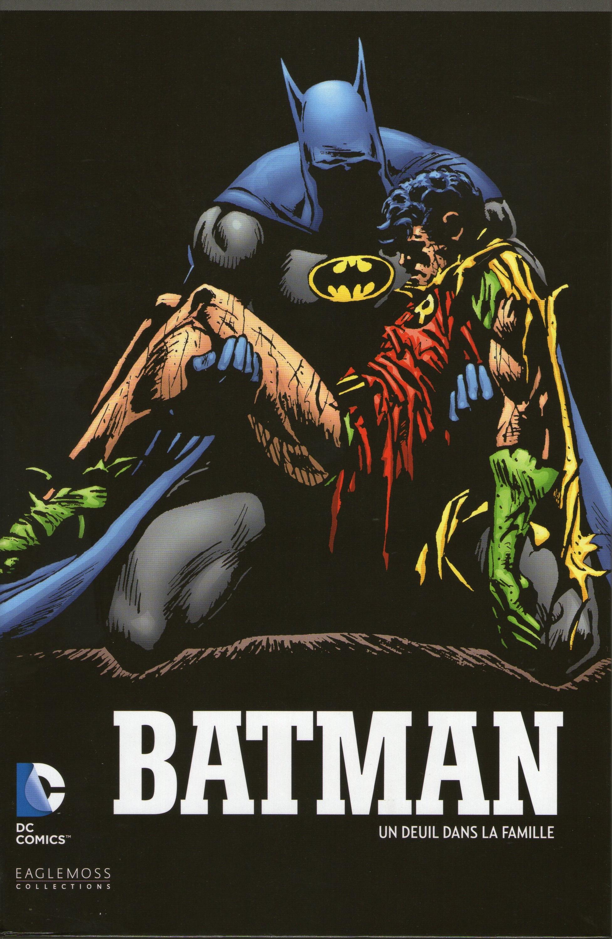 DC Comics - Le Meilleur des Super-Héros 35 - Batman Un Deuil dans la Famille