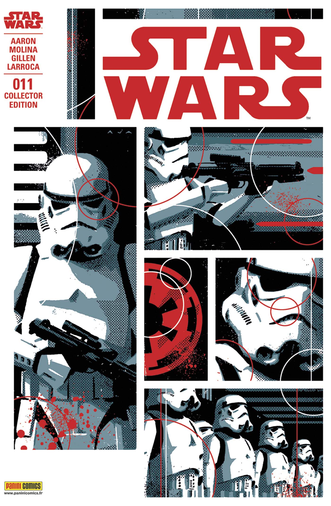Star Wars 11 - Édition collector de David Aja avec effet métal disponible