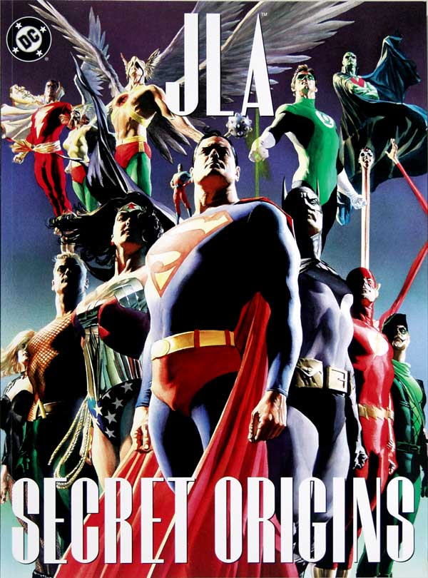 JLA - Secret Origins 1 - JLA: Secret Origins
