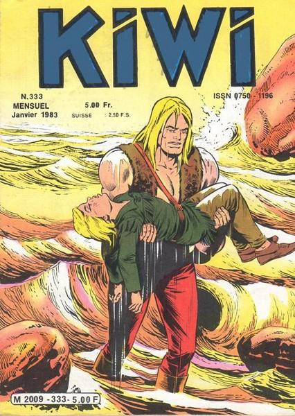 Kiwi 333 - Infâme chantage !
