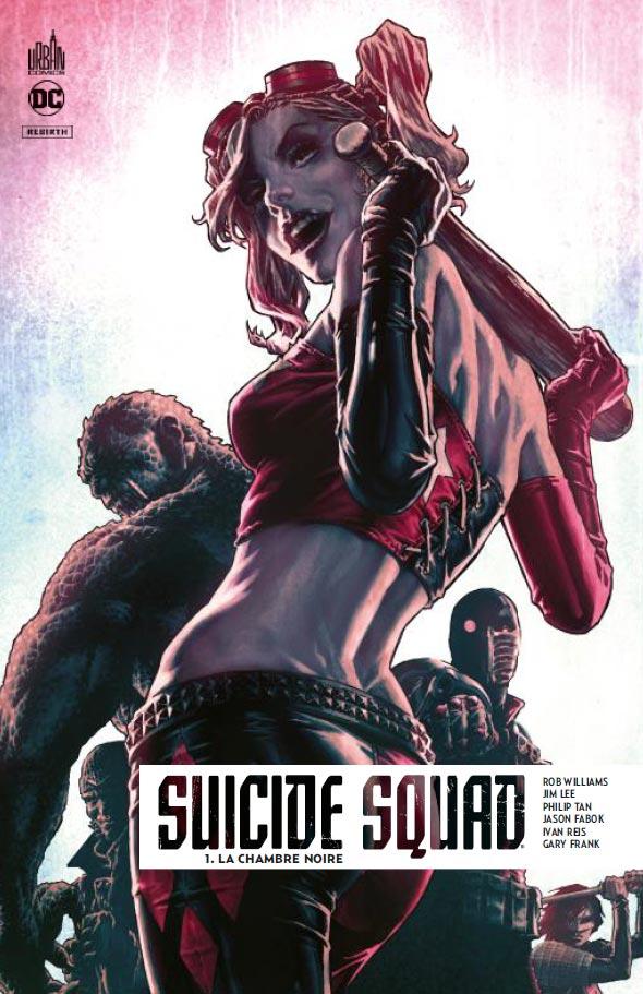 Suicide Squad Rebirth 1 - La Chambre noire