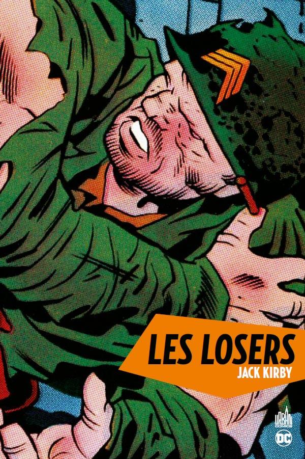 Les Losers par Jack Kirby 1 - Les Losers