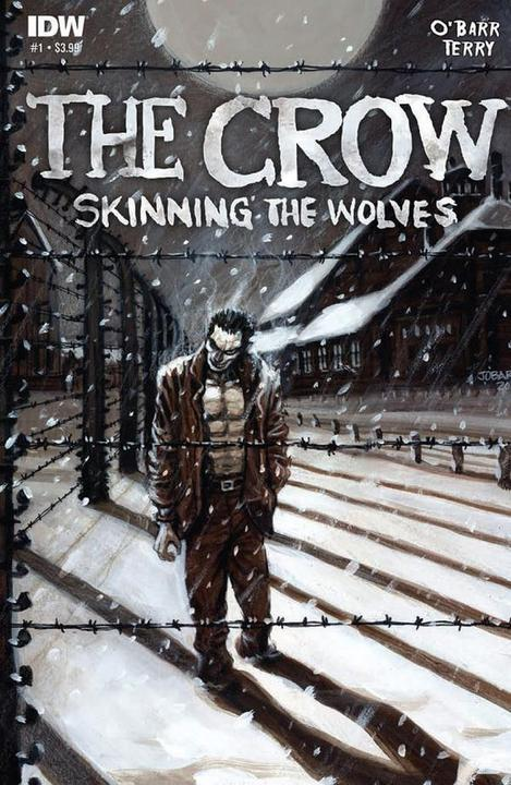 The Crow - Le Scalp des loups 1 - Returning From a Journey