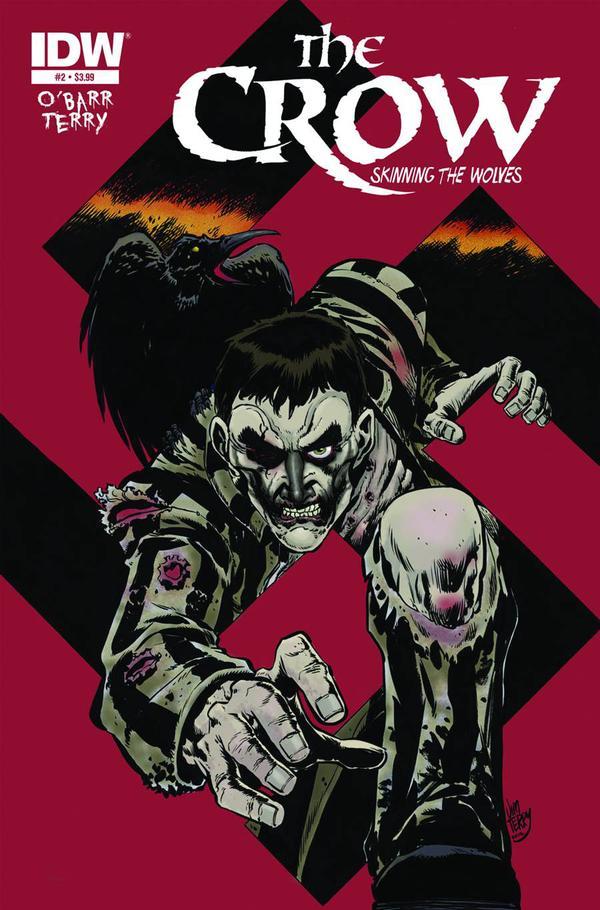 The Crow - Le Scalp des loups 2 - Aggressions Ascend