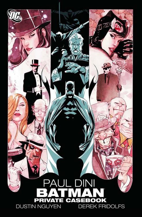 Batman - Private Casebook 1 - Private Casebook