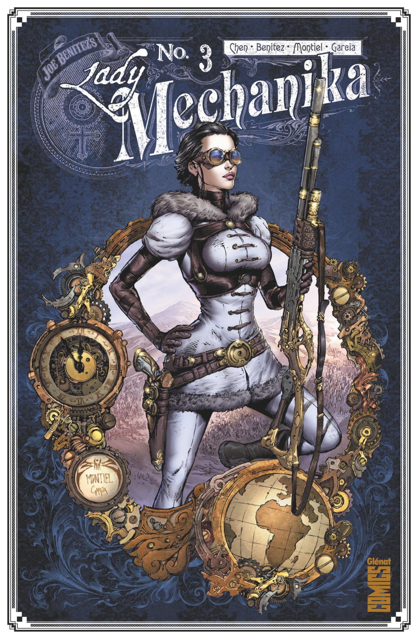 Lady Mechanika 3 - Les tablettes du destin (1ère partie)