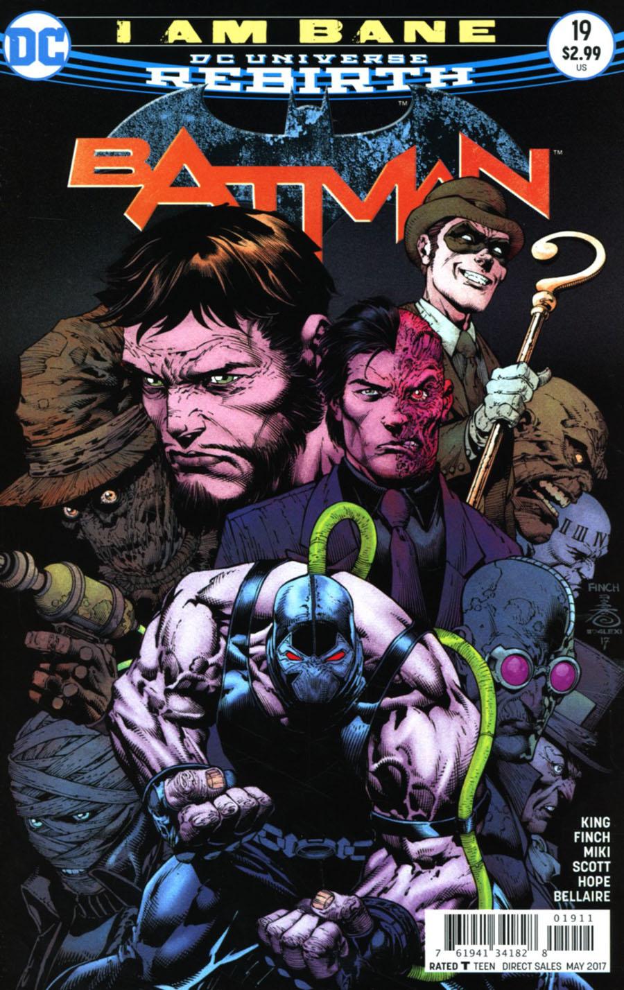 Batman 19 - I Am Bane - part four