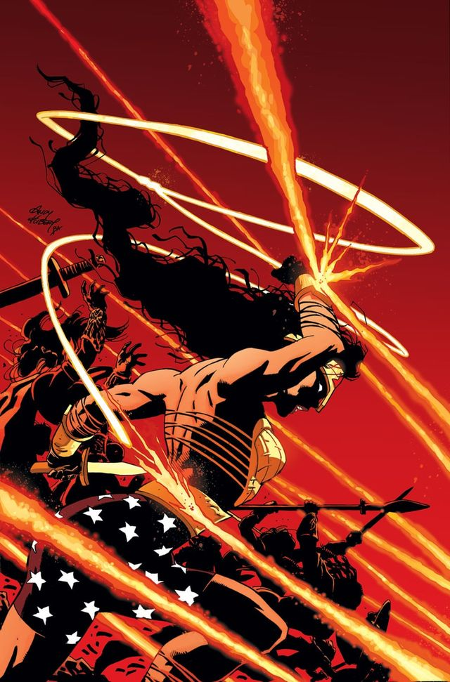 Dark Knight III - The Master Race 8 - Book Eight (Andy Kubert)