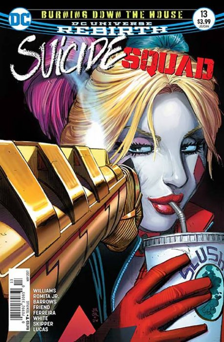 Suicide Squad 13 - Burning Down The House - part three