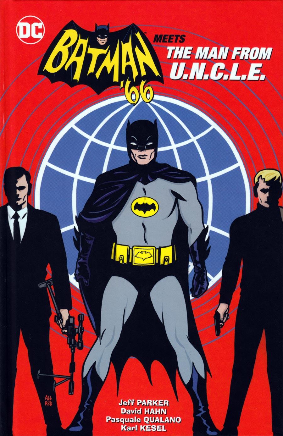 Batman '66 meets the man from U.N.C.L.E. 1 - Batman '66 meets the man from U.N.C.L.E.