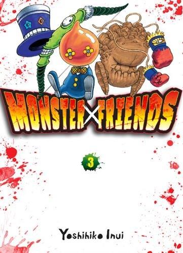 Monster friends 3