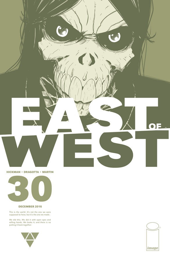 East of West 30