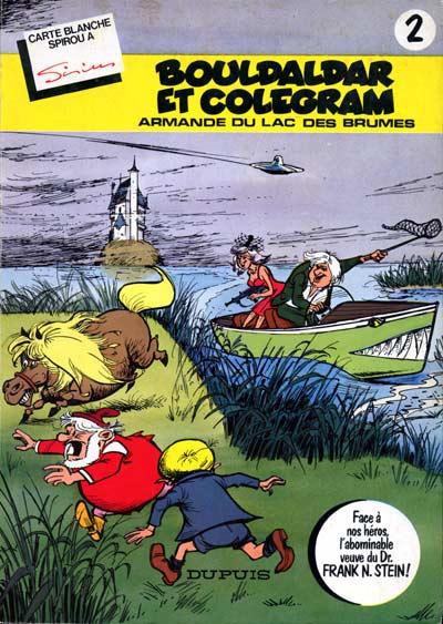 Bouldaldar et Colégram 1 - Armande du lac des brumes