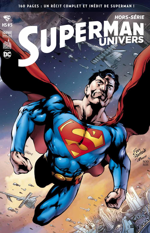 Superman Univers Hors-Série 5