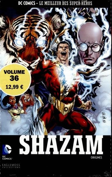 DC Comics - Le Meilleur des Super-Héros 36 - Shazam Origines