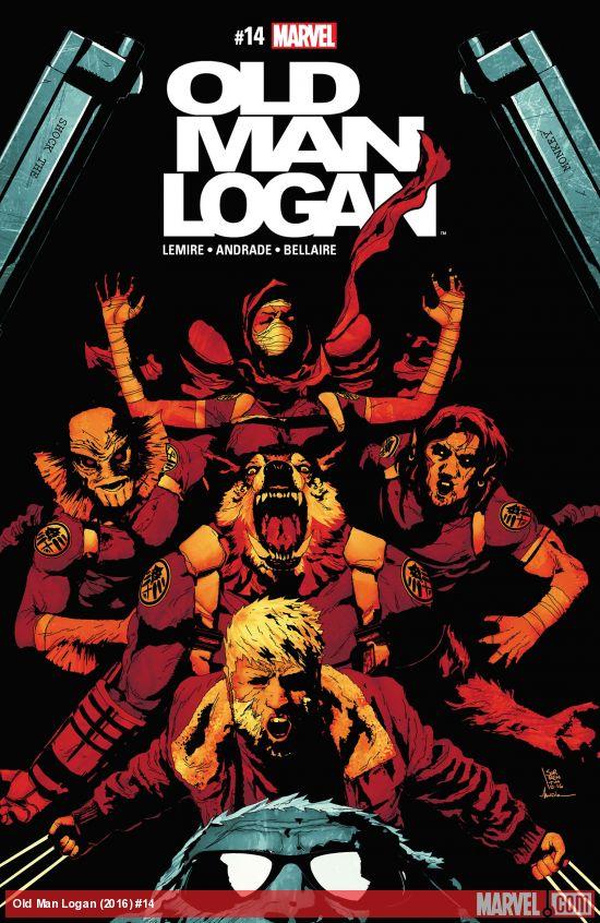 Old Man Logan 14