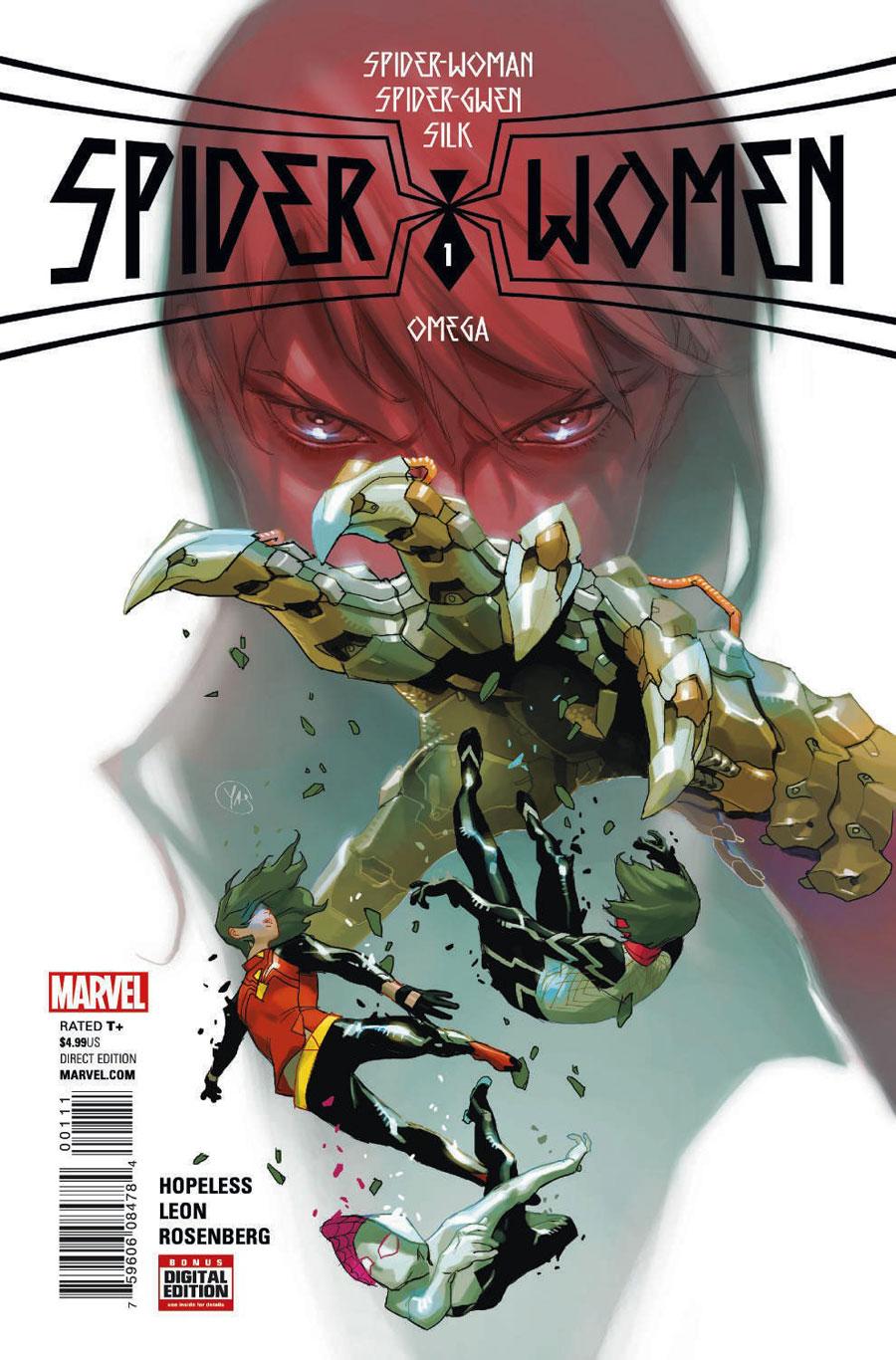 Spider-Women - Omega 1