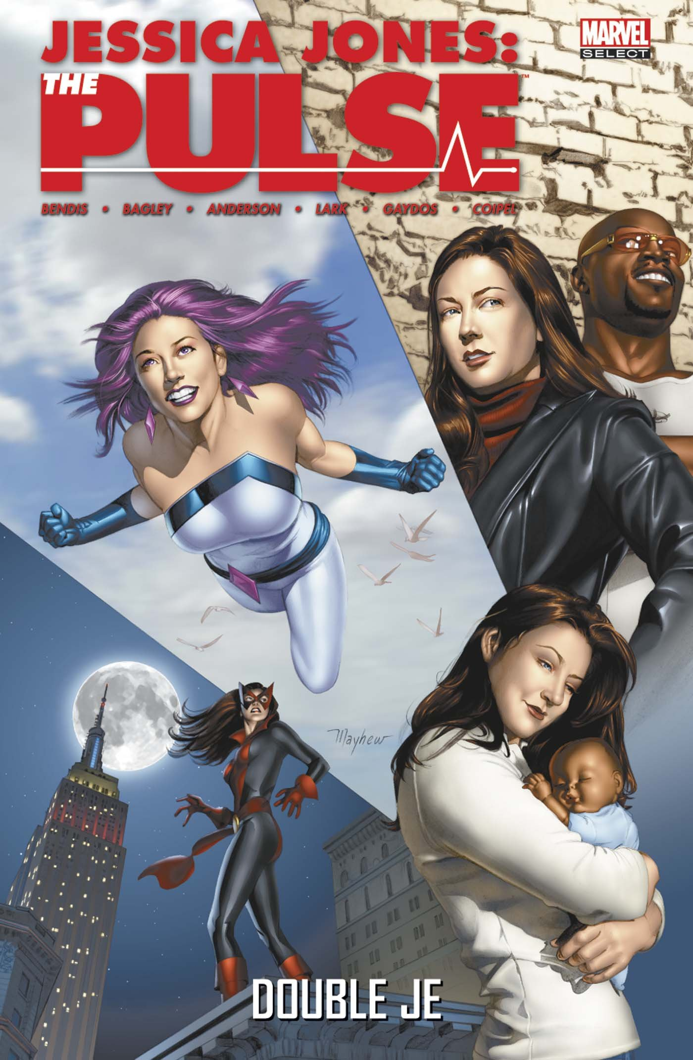 Jessica Jones - The Pulse 1