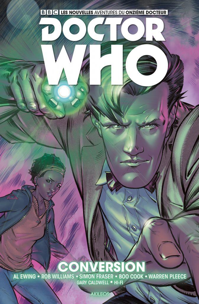Doctor Who Comics - Onzième Docteur 3 - Conversion