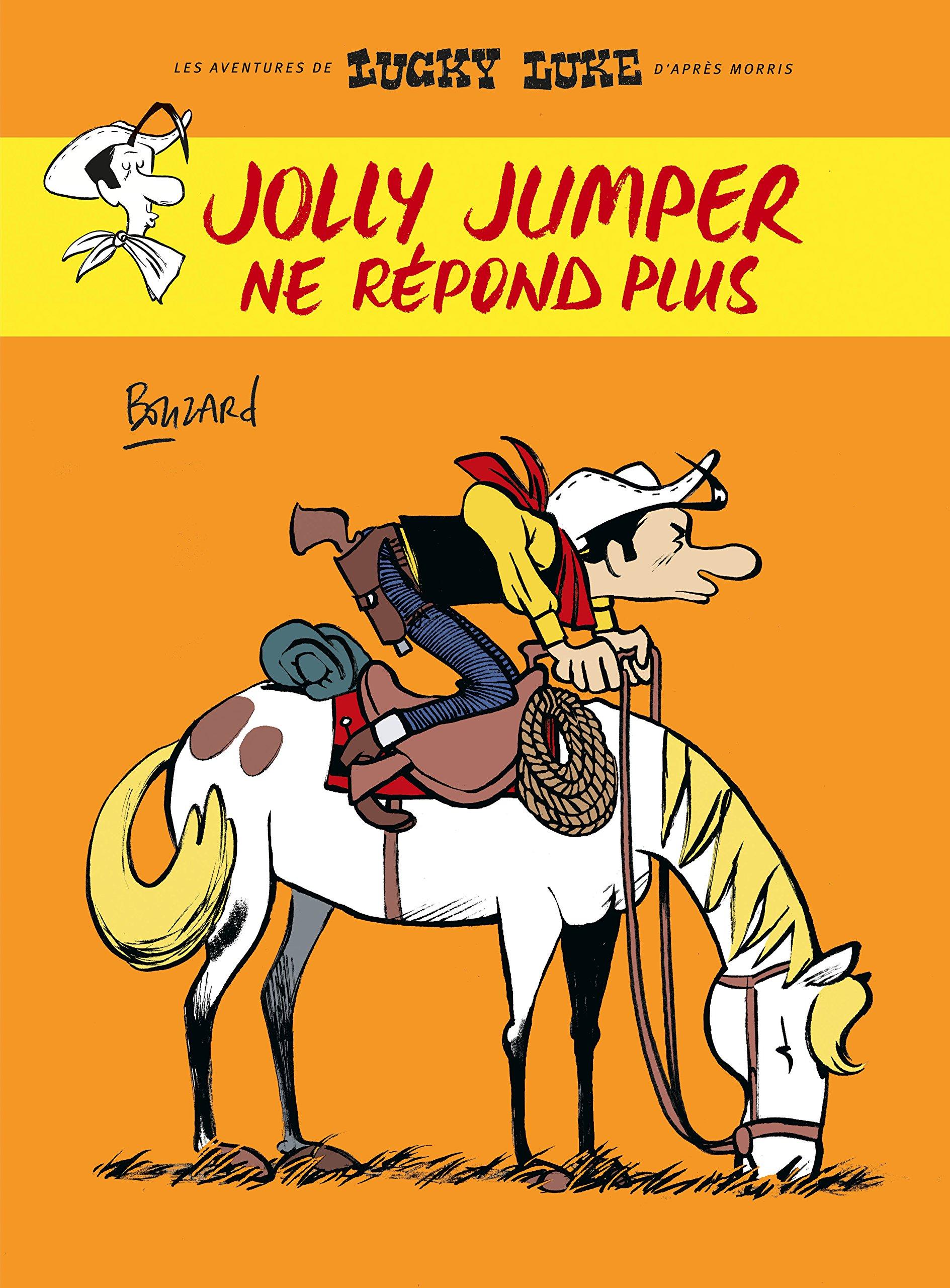Jolly jumper ne répond plus 1 - Jolly Jumper ne répond plus