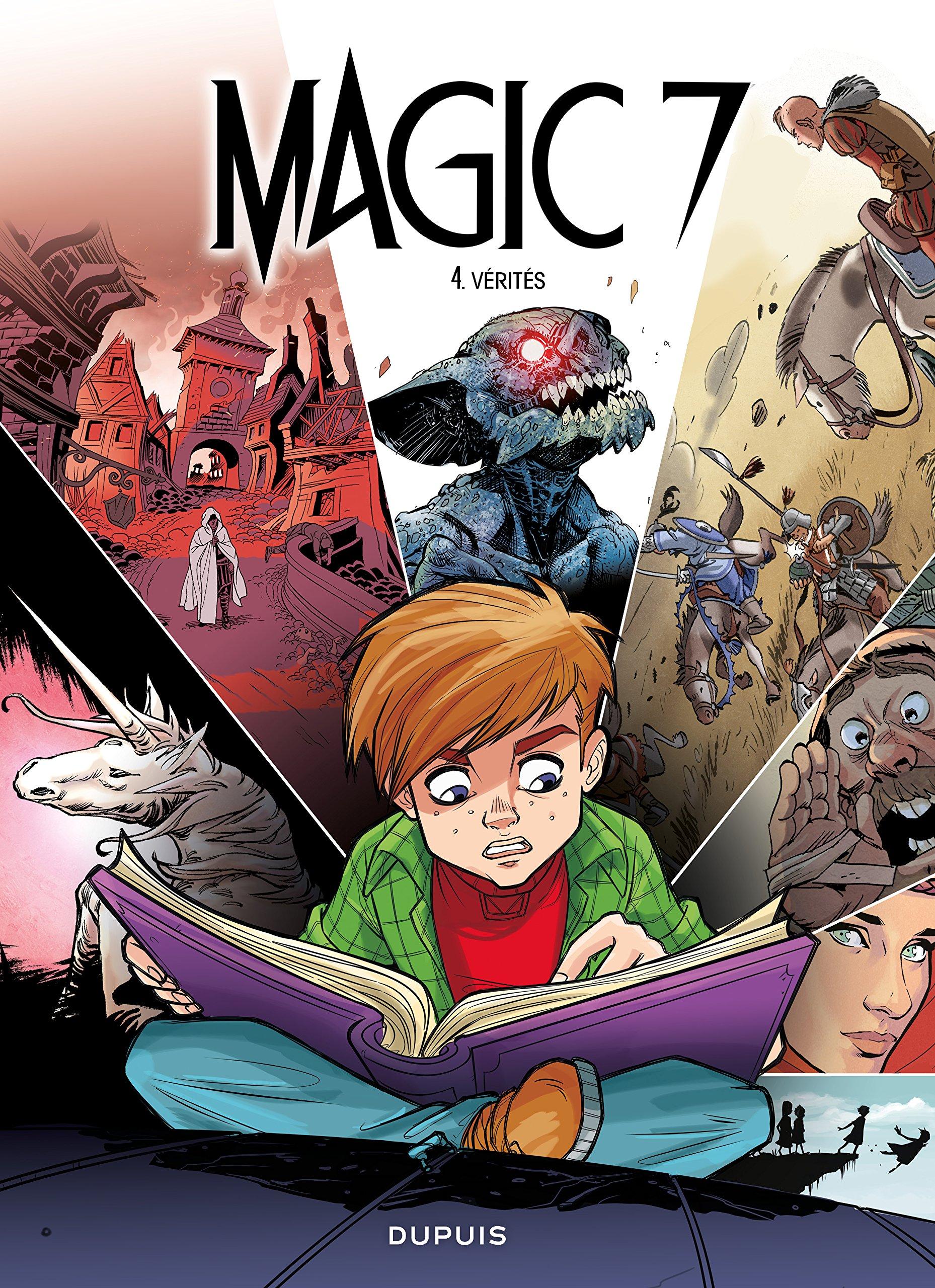 Magic 7 4 - Vérités