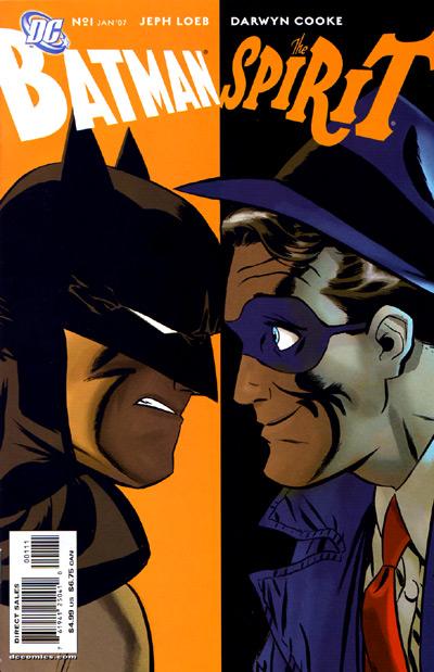 Batman / The Spirit 1 - Crime Convention