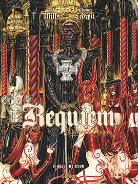 Requiem Chevalier Vampire 6 - Hellfire Club